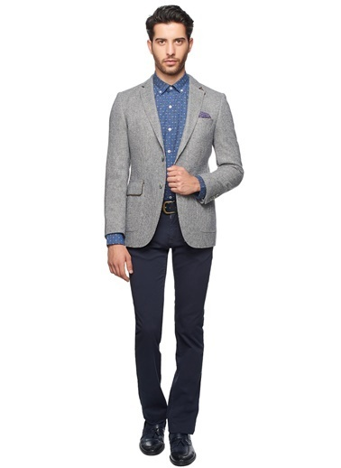 Slim Fit Blazer Ceket-Altınyıldız Classics